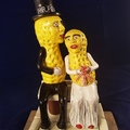 Mr & Mrs Peanut