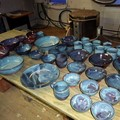 Just unloaded the kiln